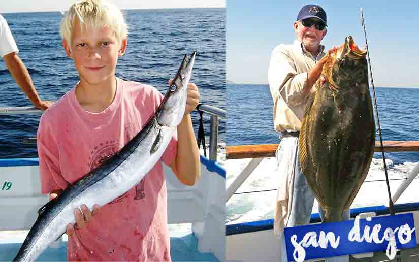 San diego deep sea fishing information call 949 675 for Deep sea fishing san diego